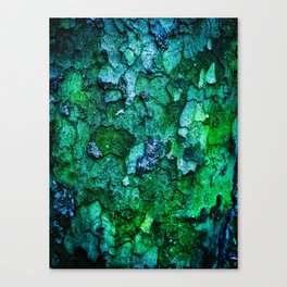 Underwater Wood 2 Canvas Print