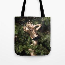Northern Comfort Tote Bag
