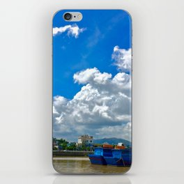 The River Bank iPhone Skin