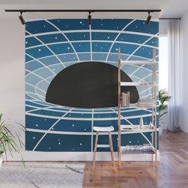 Black Hole Wall Mural