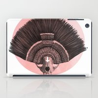 headdress iPad Cases featuring ::headdress:: by eve orea