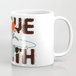 LEAVE EARTH Coffee Mug