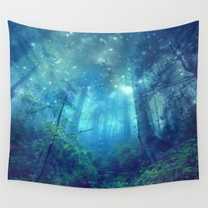 Enchanted Forest Wall Tapestry