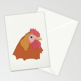 Chicken Stationery Cards