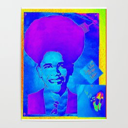 OBAMA for life Poster