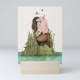 Thumbelina Mini Art Print