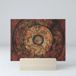 Sao Feng Replica Map Pirates of the Caribbean Mini Art Print