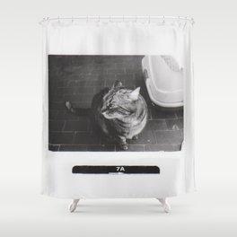 Astrid 4 Shower Curtain