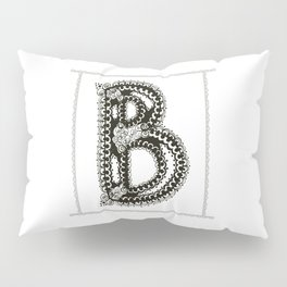 Color Me B Pillow Sham
