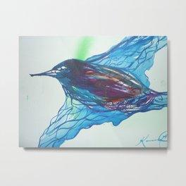 birdy num nums Metal Print