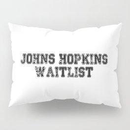 Johns Hopkins Waitlist Pillow Sham