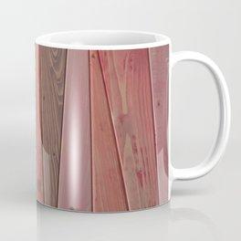 Wood Panel - dyed Spring Fling Coffee Mug