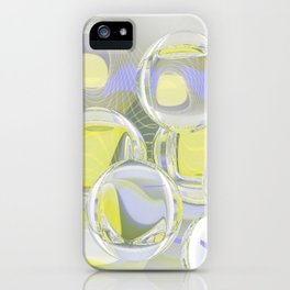 Flying Glas iPhone Case