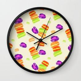 Macarooney Looney Wall Clock
