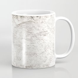 Abstract Texured Canvas Coffee Mug