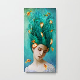 Sweet Allure Metal Print