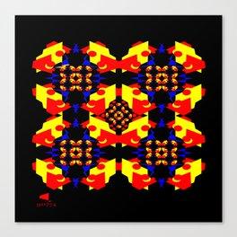 cryptographic # 921774 Canvas Print