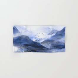 Blue Mountain Hand & Bath Towel