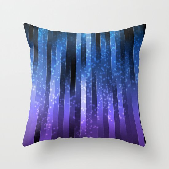 Crystal Decent Throw Pillow