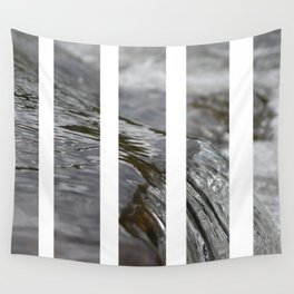 Water Bars Wall Tapestry