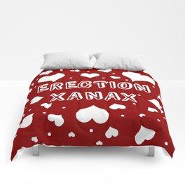 """""""Erection Xanax"""" Comforters"""