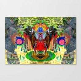 Spring of Lion Spirit Canvas Print