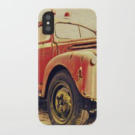 Full Truck Heroes Never Die.  iPhone Case