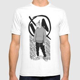 No More Real Friends T-shirt