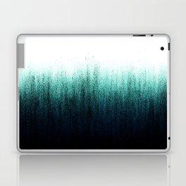 Teal Ombré Laptop & iPad Skin