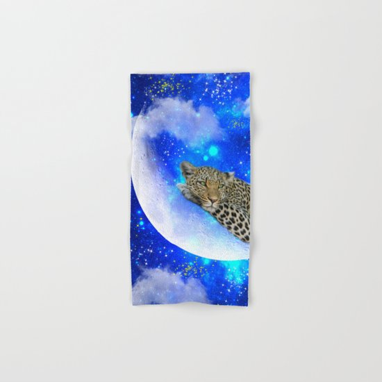 Relax in The moon Hand & Bath Towel
