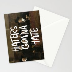 Haters Gonna Hate Stationery Cards
