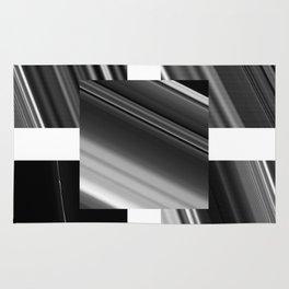 Saturn Rings (all) Rug