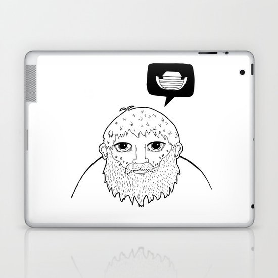 NOAH Laptop & iPad Skin