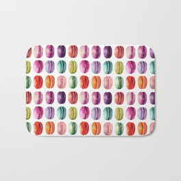 macaron lollipops Bath Mat