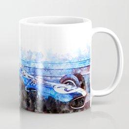 Dan Gurney, Eagle Coffee Mug