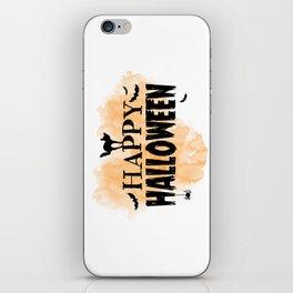 Happy Halloween | Spooky iPhone Skin