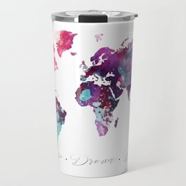 Explore.Dream.Discover Travel Mug