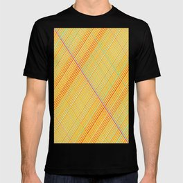 Re-Created  Grid 2 by Robert S. Lee T-shirt