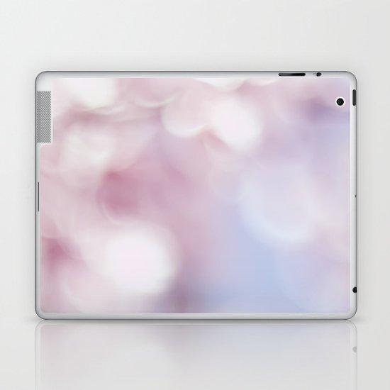Blossom bokeh Laptop & iPad Skin