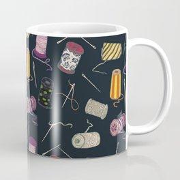 Sallys Sewing Kit Coffee Mug