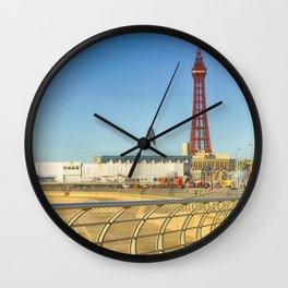 The North Pier Blackpool Wall Clock