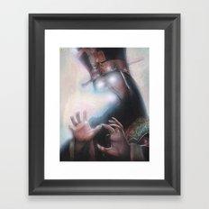 Lo Pan Framed Art Print