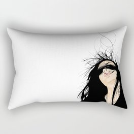 WILD HAIR Rectangular Pillow