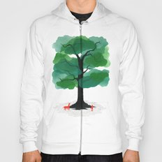 Man & Nature - The Tree of Life Hoody