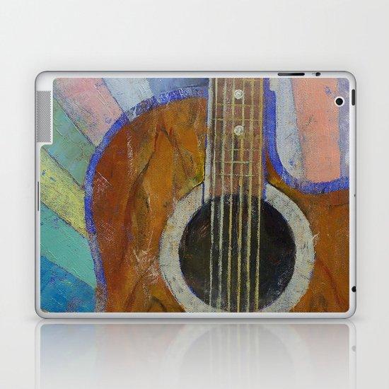 Guitar Sunshine Laptop & iPad Skin