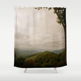 GREAT SMOKIES Shower Curtain