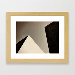 Berlin Holocaust Memorial Framed Art Print