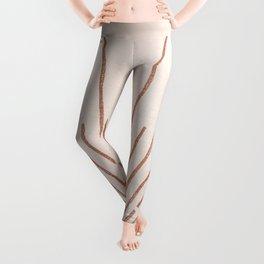 Sun #5 Terracotta Leggings