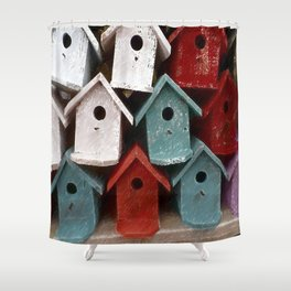 My House Is Castle Shower Curtain