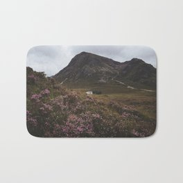 The moorland house - Landscape and Nature Photography Bath Mat